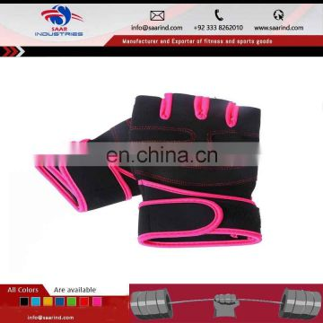 Luxury Style Weight Lifting Gloves Power Training Exercise powerlifting Glove