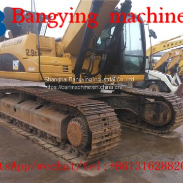 CAT 336DL crawler excavator 336D 336DL
