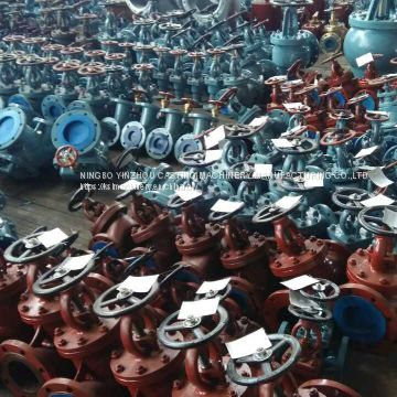 Casting Iron Steel Metal Valve