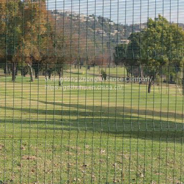 South Africa high security fencing panels clearvu fence for sale