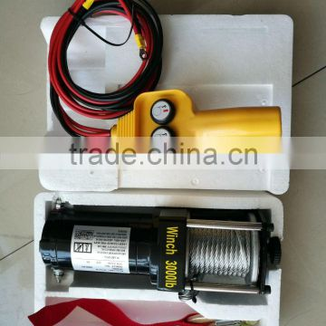 ELECTRIC TRAILER RECOVERY WINCH