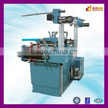 CH-250 automatic feeding label sticker flat bed die cutter