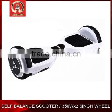 2017 samsung battery two wheel self balancing electric scooter for sale