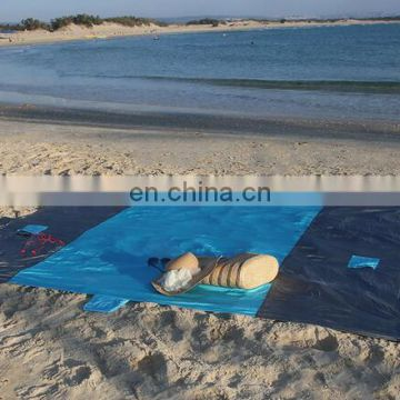 Sand Proof Compact Large Quick Drying Lightweight Durable Outdoor Beach Blanket Picnic Blanket Sand Resistant Pocket mat