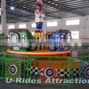 flying car game machine drift car ride for sale