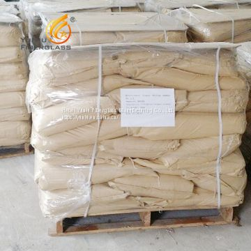 BV verified AR alkali resistant fiberglass chopped strands for GFRC
