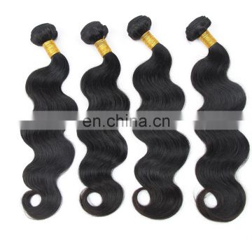 Youth Beauty Hair best saling brazilian virgin human hair weaving in body wave 8A grade raw unprocessed hair