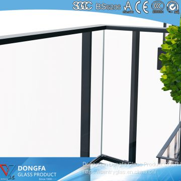 Dupont SGP laminated glass verified China supplier