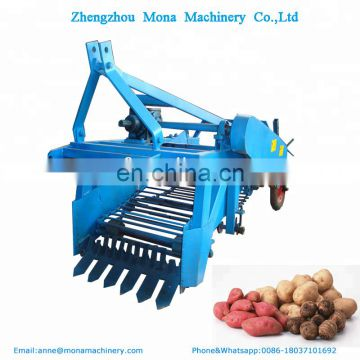 Multifunctional Single-row Mini Harvester/Tractor mounted digging machine sweet potato harvesting machine for sale