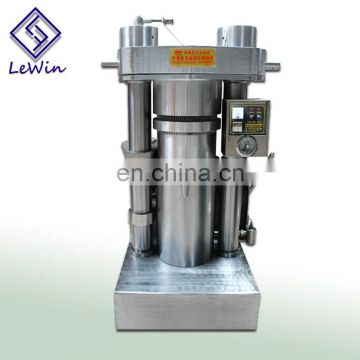 High quality CE certification coconut oil machinery