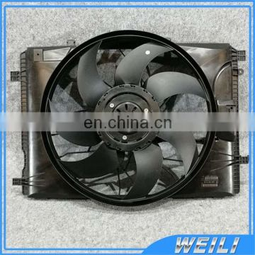 Electric Cooling Fan/ Radiator Fan Assembly 2045000293 2049066802 for Mercedes W117 W176 W246 W156 W242 W204 W212 W207 W218 X204