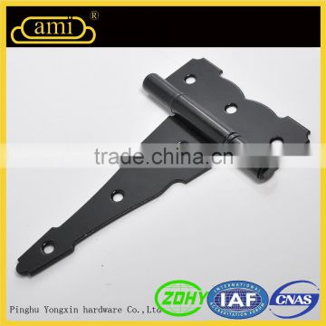 Wooden Furniture High Quality T Hinge with Nylon Turn