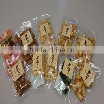 Reliable and Delicious japanese food distributor rice cracker for