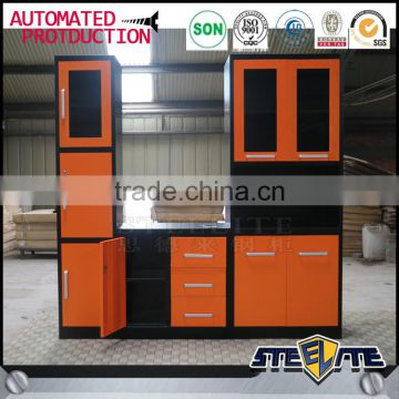 Factory direct sale kitchen almirah designs kitchen cabinet of Kitchen Furniture from China Suppliers - 142785400