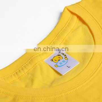 High quality children t-shirts 100% cotton
