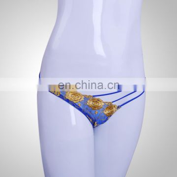 2015 New Design Fashion Hot Girl Transparent Girl Underwear Panty Models