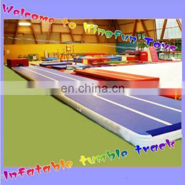 10M inflatable GYM tumble track