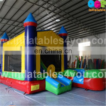 Inflatable Bouncer jumping bouncy Castle Combo with Slide