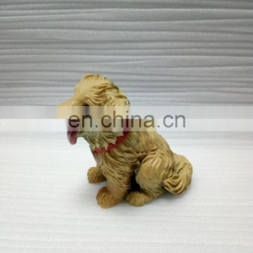 china customized high quality doggie figure statue