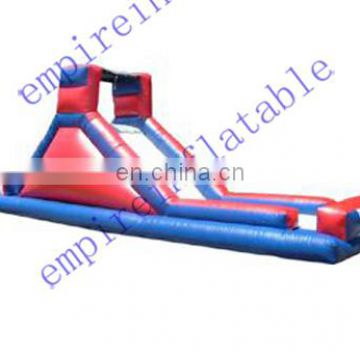 Hot sale beautiful inflatable slide for kids WS047