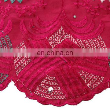 good quality cotton swiss voile lace african lace fabrics