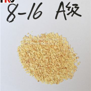 2018 new crop rootless garlic flakes with lower TPC