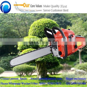 have large stock delivery within 5 days for large order small garden tools home used chainsaw
