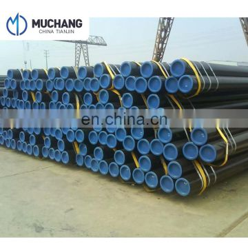 ASTM standard A106 carbon cold drawn seamless pipe with low price