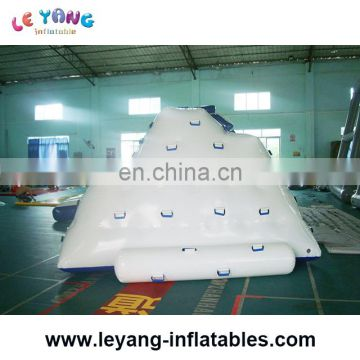 Funny Inflatable Iceberg , Giant Inflatable Water Toys , Inflatable Iceberg For Sale