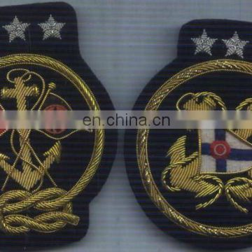 Yatch Club Bullion Badges