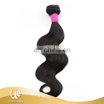 Factory Directly Sell 10''-30'' Tangle Free One Young Girl's Virgin Brazilian Human Hair Extension