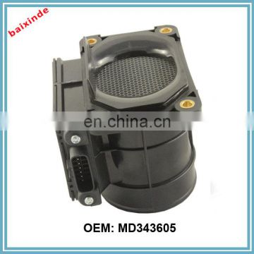 Auto parts Mass Air Flow Sensor MD343605 For Mitsubishi Car