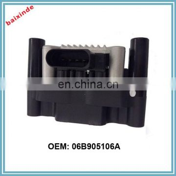 Ignition Coil for VW Beetle Jetta 99-05 L4 2.0L 06B905106A