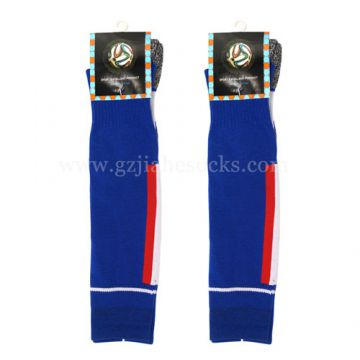 soccer socks knee socks cotton socks for childrens from China