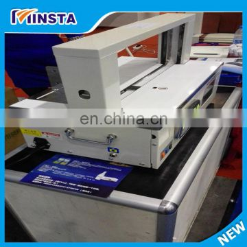 Semi Automatic Strapping Machine PP Box Strapping Band Making Machine