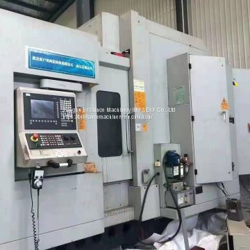 QUICK JET H-56 Horizontal Machining Center