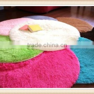 Modern Round Rugs and High4.5cm D60/D80/D100/D120/D160/D180cm,Living Bedroom Carpets