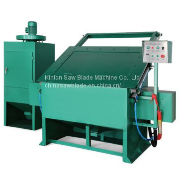 KTPXB-650L Automatic Double Shaft Sand Blasting Machine