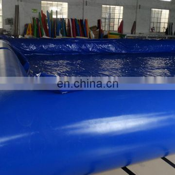 best quality commercial grade large inflatable swimming pool for sale