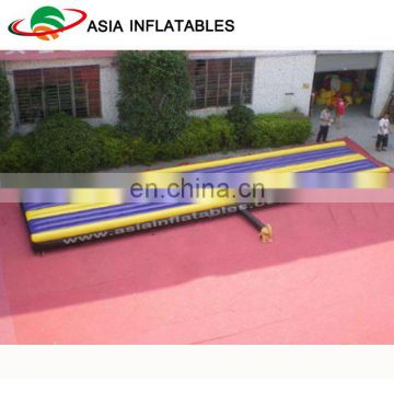 Low Price Hot Sale Inflatable Floor Softtextile Gym Mat