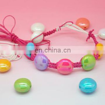 NEW!2015 new design DIY beads set make your own bracelet for kids-66016C