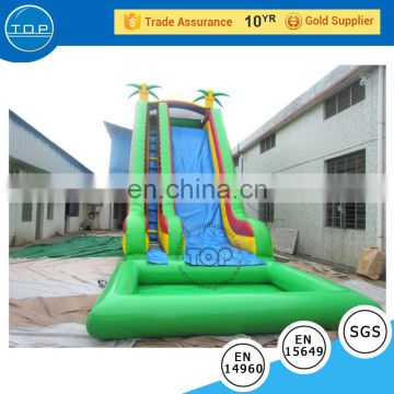 commercial chinese bouncers 20 foot spiderman inflatable slide