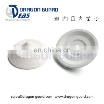 Dragon Guard Supermarket eas clothing alarming cable alarm tag with 8.2MHZ frequency (CE/ISO)