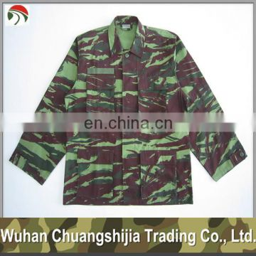 USA style woodland rip-stop military BDU uniform