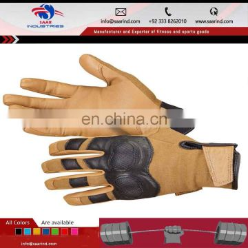 TACTICAL & WORK GLOVES
