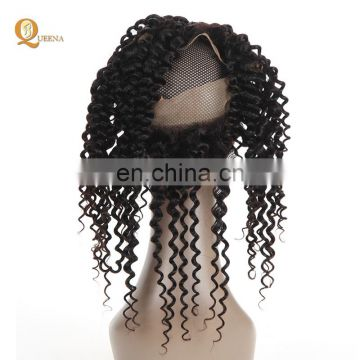 Best front lace wigs 360 lace band Virgin Human Hair wholesale remy hair