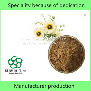 100% Natural Chamomile Extract Apigenin Powder/apigenin 98%