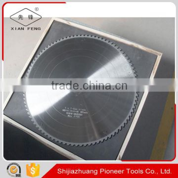 TCT saw blade for wood, 600mm saw blade wood cutting saw