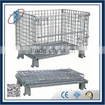 Collapsible Wire Mesh Pallet Box 1200*800*1000mm,not pallet