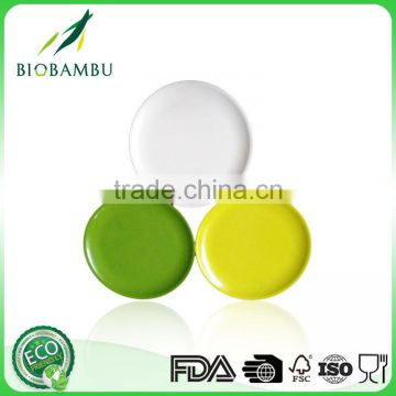 Degradable Conventional Reasonable price Bamboo Fiber Plate